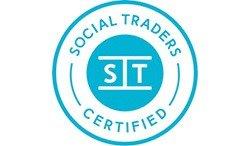 social traders round logo