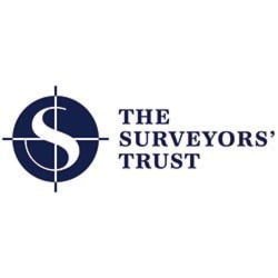 the surveyors' trust graphic logo