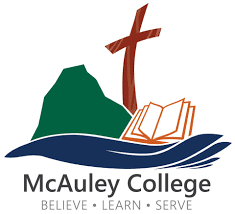 McAuley College logo