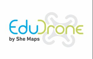 EduDrone by She Maps logo