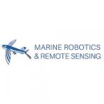 Graphic logo of Marine Robotics & Remote Sensing