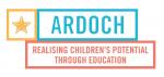 graphic logo of Ardoch