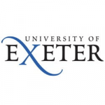 graphic logo of university of exeter