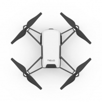 a top view of the shemaps tello drone